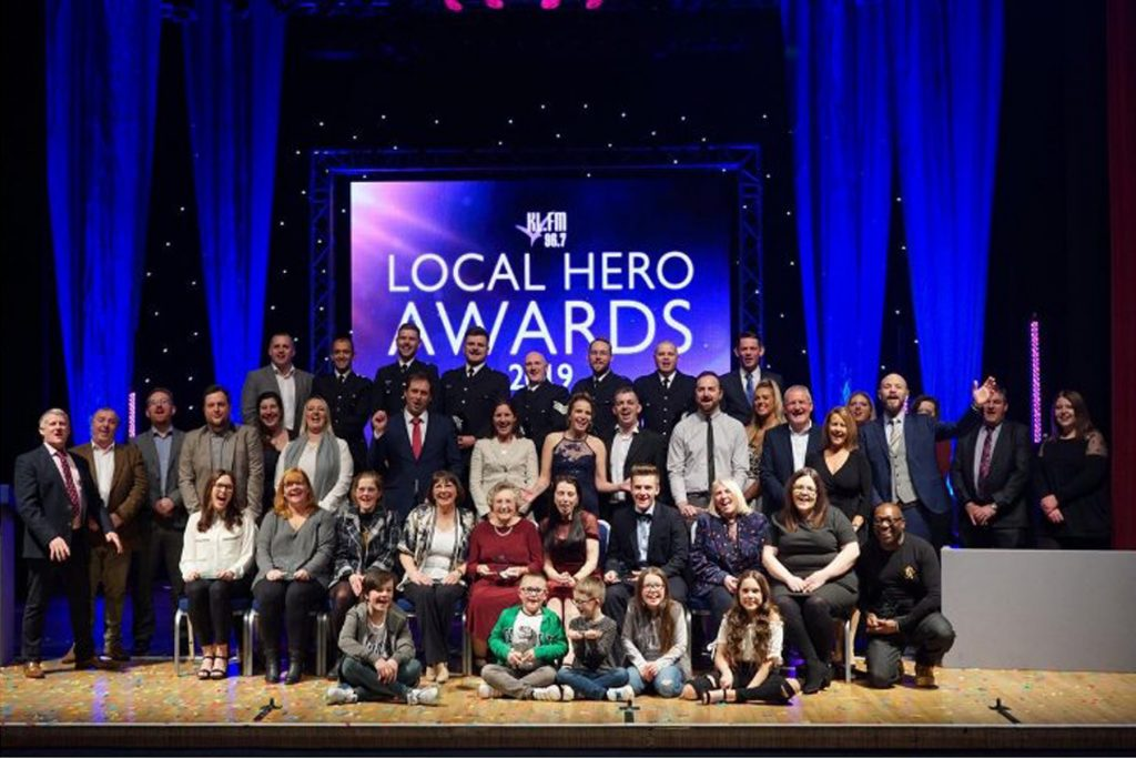 Local Hero Awards Winners and Sponsors